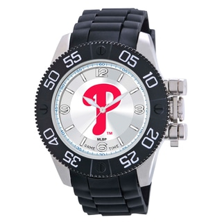 Game Time Philadelphia Phillies MLB Men's Beast Watch