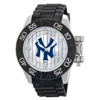 Game Time New York Yankees MLB Men's Beast Watch