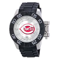 Game Time Cincinnati Reds MLB Men's Beast Watch
