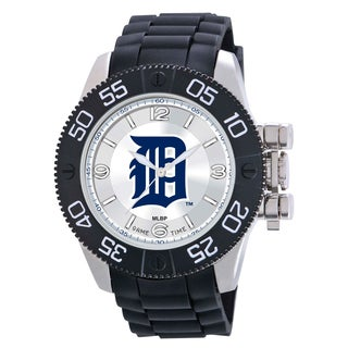 Game Time Detroit Tigers MLB Men's Beast Watch