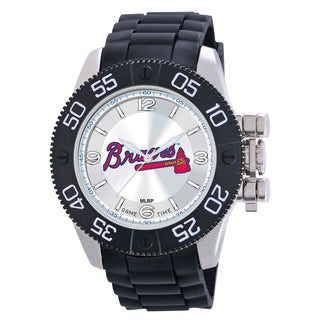 Game Time Atlanta Braves MLB Men's Beast Watch