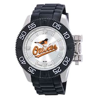 Game Time Baltimore Orioles MLB Men's Beast Watch