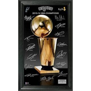 San Antonio Spurs 2014 NBA Finals Champions Trophy Signature Photo|https://ak1.ostkcdn.com/images/products/9172905/P16349287.jpg?impolicy=medium