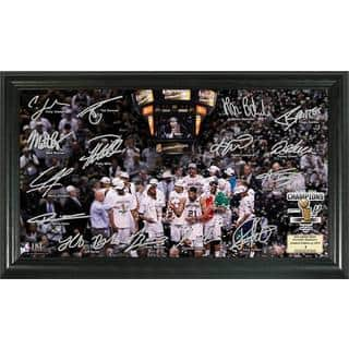 San Antonio Spurs 2014 NBA Finals Champions Celebration Signature Court Photo|https://ak1.ostkcdn.com/images/products/9172907/P16349288.jpg?impolicy=medium