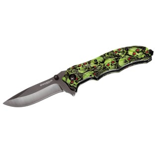 Boker Magnum Hades Rescue Tactical Pocket Knife
