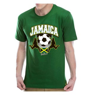 Men's Jamaica Soccer T-shirt