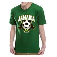 Men's Jamaica Soccer T-shirt