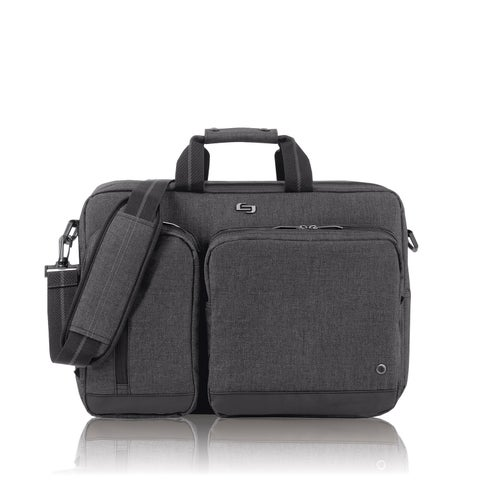 Solo Urban Convertible 15.6-inch Laptop and Tablet Converting Backpack/ Briefcase