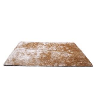 Gold Sparrow Tan Comfort Area Rug (8' x 10')