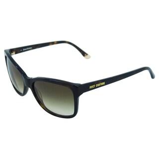 Juicy Couture Women's Juicy 519/S 0086Y6 Dark Havana Plastic Round Sunglasses