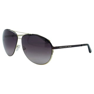 Marc Jacobs Unisex MMJ 393/S 1QTHA Light Gold Metal Fashion Sunglasses