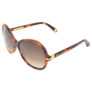 Marc Jacobs Women's MJ 503/S 05LDB Havana Plastic Fashion Sunglasses
