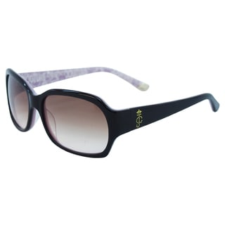 Juicy Couture Women's Juicy 522/S 0ERNRN Pink Plastic Fashion Sunglasses
