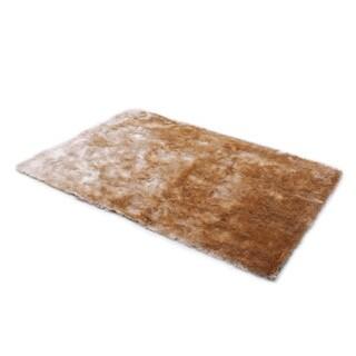 Gold Sparrow Tan Comfort Area Rug (3' x 5')