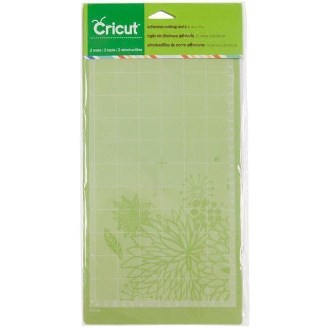 Cricut 6x12 Cutting Mat (Cricut Cutting Mat (6x12)), Gree...