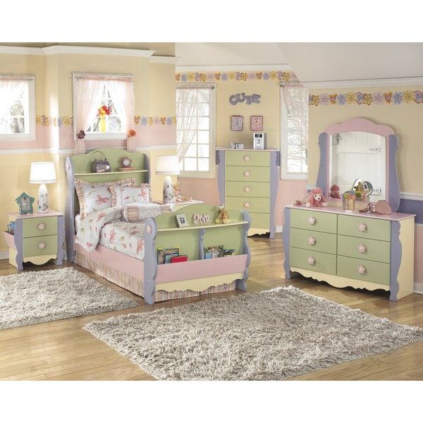 Signature Designs By Ashley Doll House Two Drawer