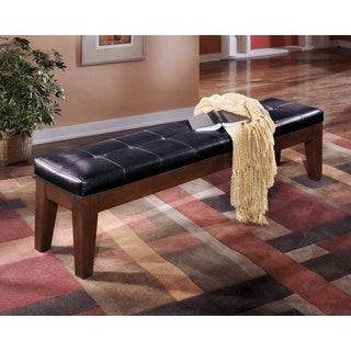 Signature Design By Ashley Ralene Brown Leatherette Dining