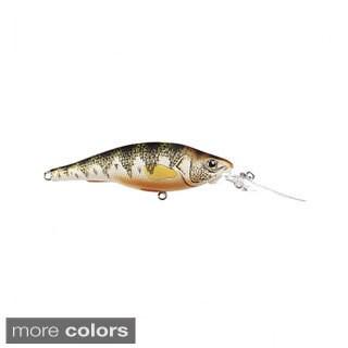 "Koppers Live Target Yellow Perch Medium Dive Crankbait 4-3/4"""