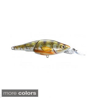 Koppers Live Target Yellow Perch Deep Dive Jointed Crankbait 2-7/8""
