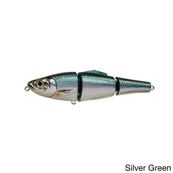 Koppers Live Target Blueback Herring Saltwater Swimbait Fast Sink 5-1/2 inches