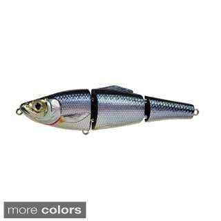 Koppers Live Target Blueback Herring Saltwater Swimbait Fast Sink 6-1/2 inches