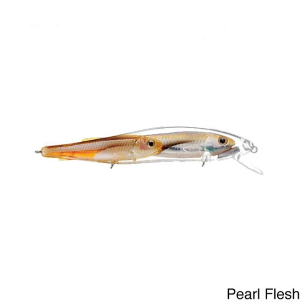 Koppers Live Target Emerald Shiner Jerkbait 4-1/2 inches