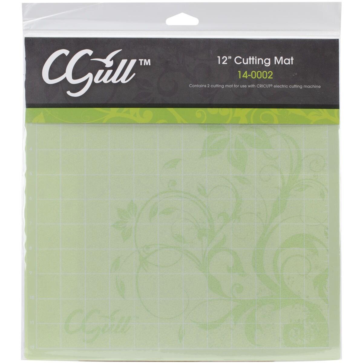 Cricut Cgull Cutting Cutting Mat (12x12) (CGull Cutting M...