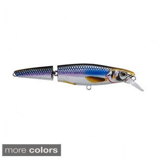 Koppers Live Target Rainbow Smelt Jointed Crankbait 4-1/2 inches
