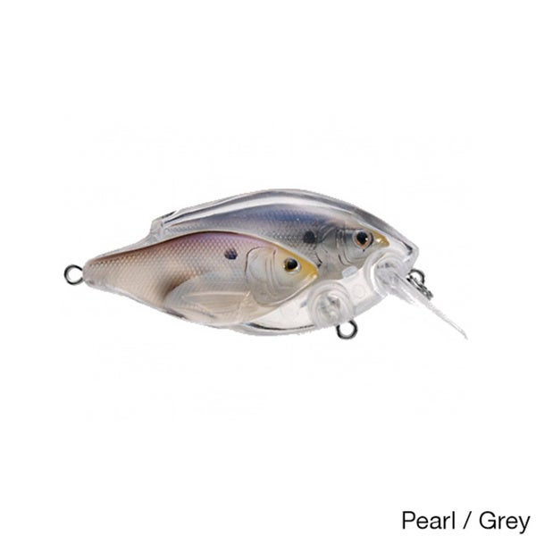 Koppers Live Target Threadfin Shad Squarebill 2-3/8 inches
