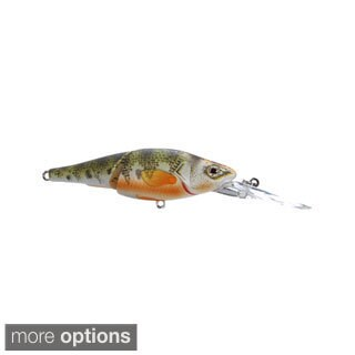 Koppers Live Target Yellow Perch Medium Dive Jointed Crankbait 2-7/8 inches