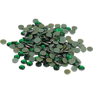 Silhouette Green Rhinestones (10Ss, 16Ss, Or 20Ss)