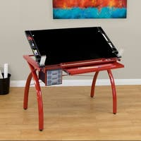 Studio Designs Futura Drafting and Hobby Craft Station Table
