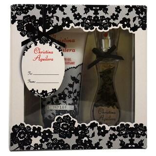 Christina Aguilera Signature Women's 2-piece Fragrance Set
