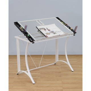 Studio Designs Monterey Drafting and Hobby Craft Station Table