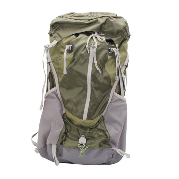 Alps Mountaineering 2433907 Green 28x16x4-inch 5-pounds Wasatch Backpack