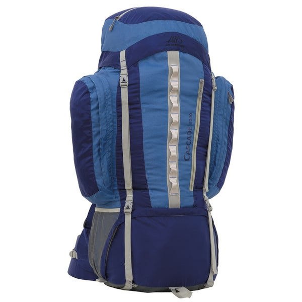 Alps Mountaineering 2578802 Blue 30x14x5-inch 5-pounds Cascade Backpack
