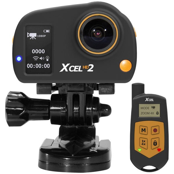 Spy Point 12 MP HD Action Cam 4x Zoom Black SE