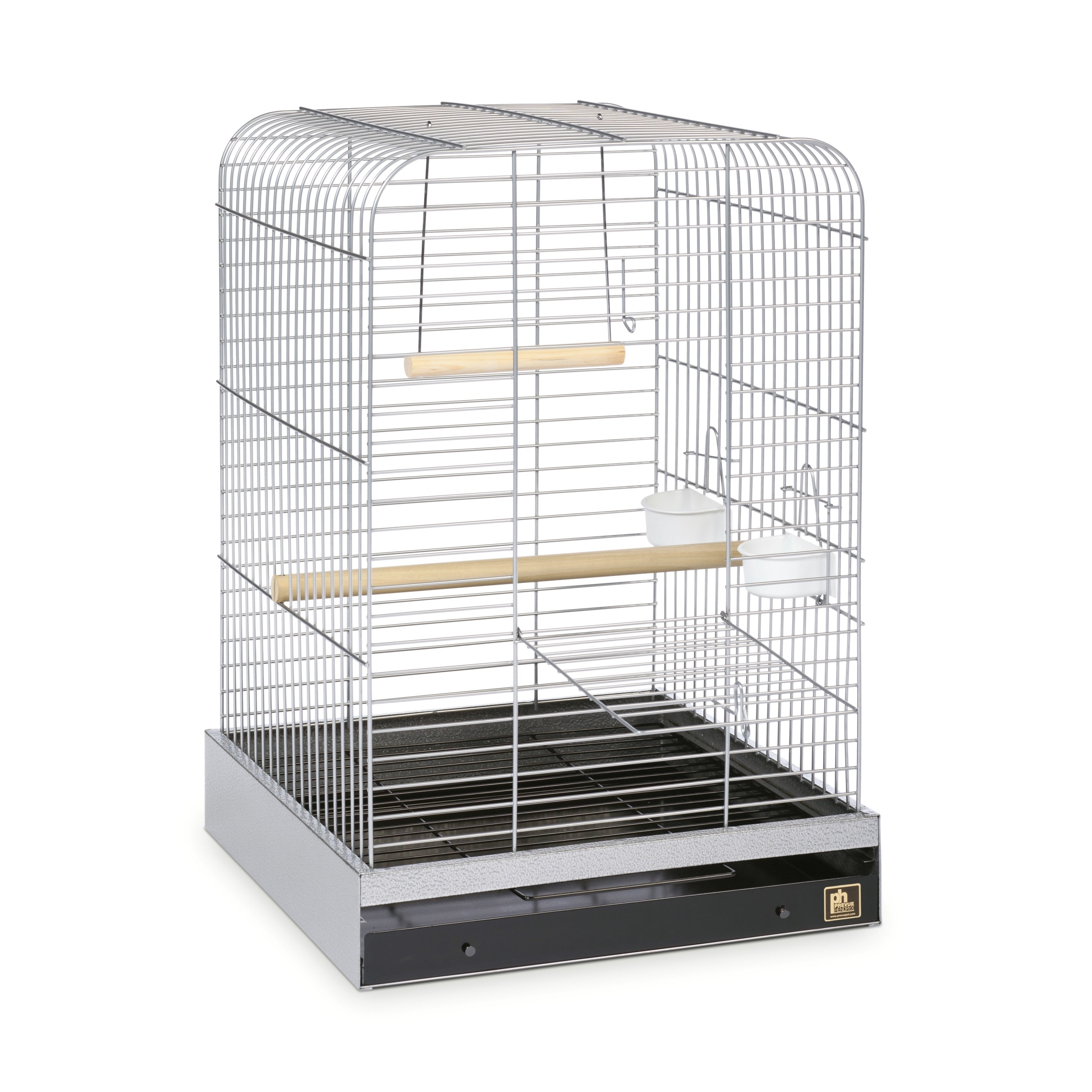 Prevue Pet Products Parrot Cage (Silver)