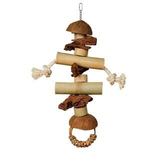 Prevue Pet Products Naturals Gorilla Bird Toy