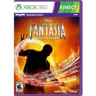 Xbox 360 - Fantasia: Music Evolved