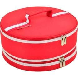 Picnic at Ascot Pie/Cake Carrier Bold Red