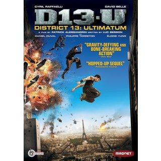 District 13: Ultimatum (DVD)