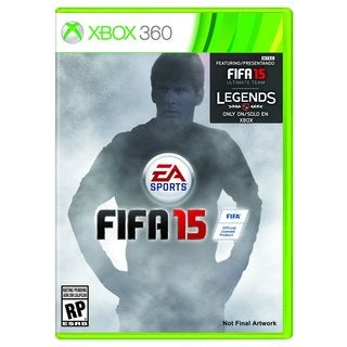 Xbox 360 - FIFA 15