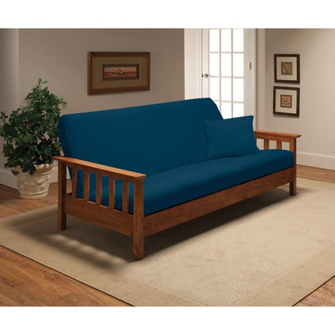 Stretch Jersey Futon Slipcover