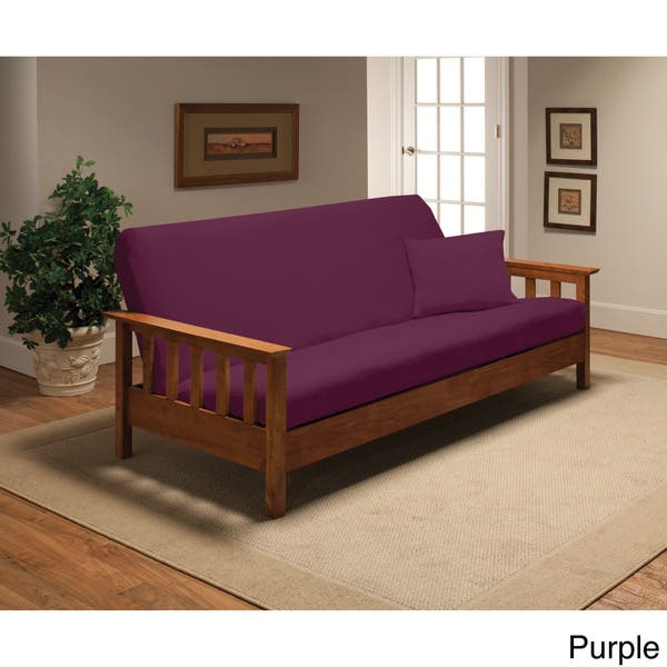 Stretch Jersey Futon Slipcover Free Shipping On