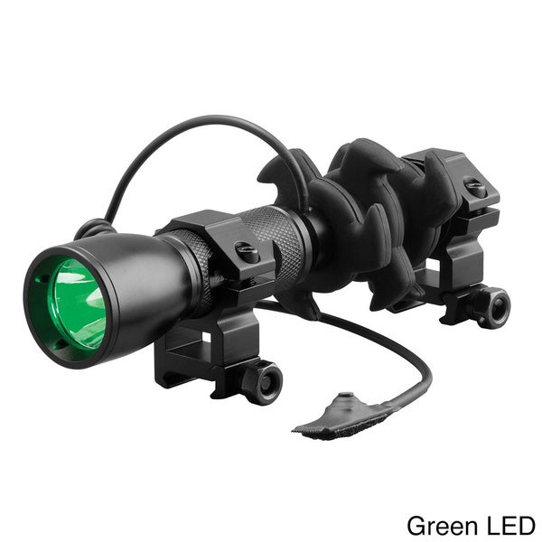 NAP Apache Predator Tactical LED Stabilizer