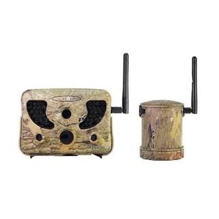 Spy Point 8 MP Wireless Trail Cam System 250 ft Camo