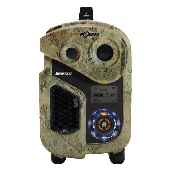 Spy Point 10 MP Smart Trail Camera I.T.T Camo