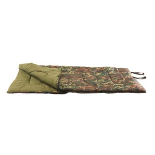 Texsport Base Camp Sleeping Bag, Camo