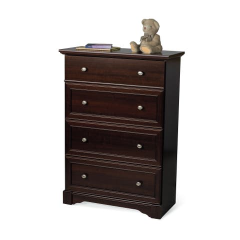 Child Craft Updated Classic 4-drawer Chest in Select Cherry